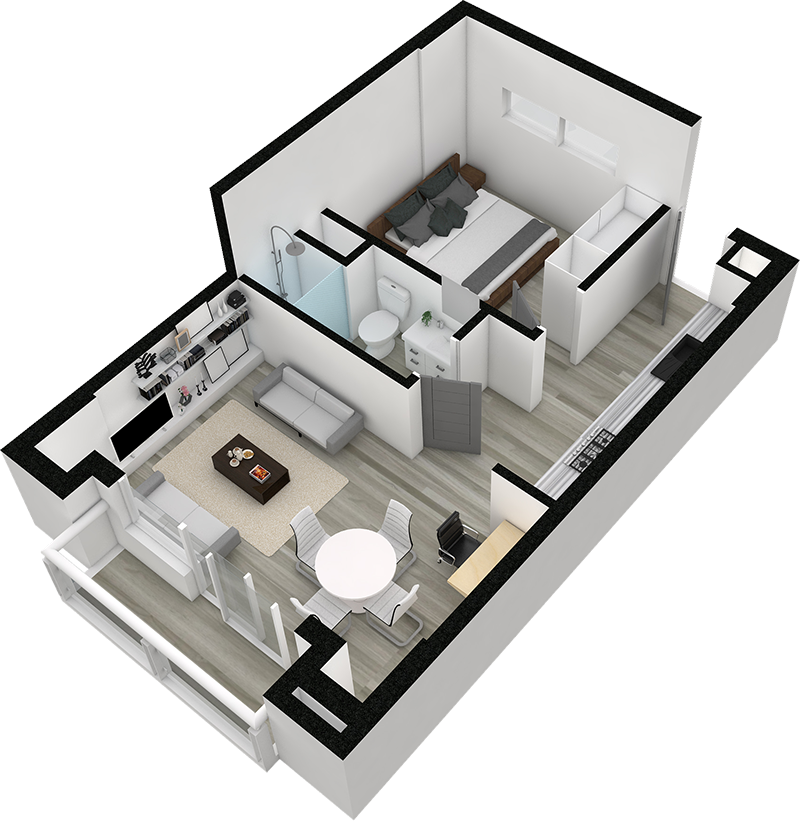 Executive_Layout_G Accommodation