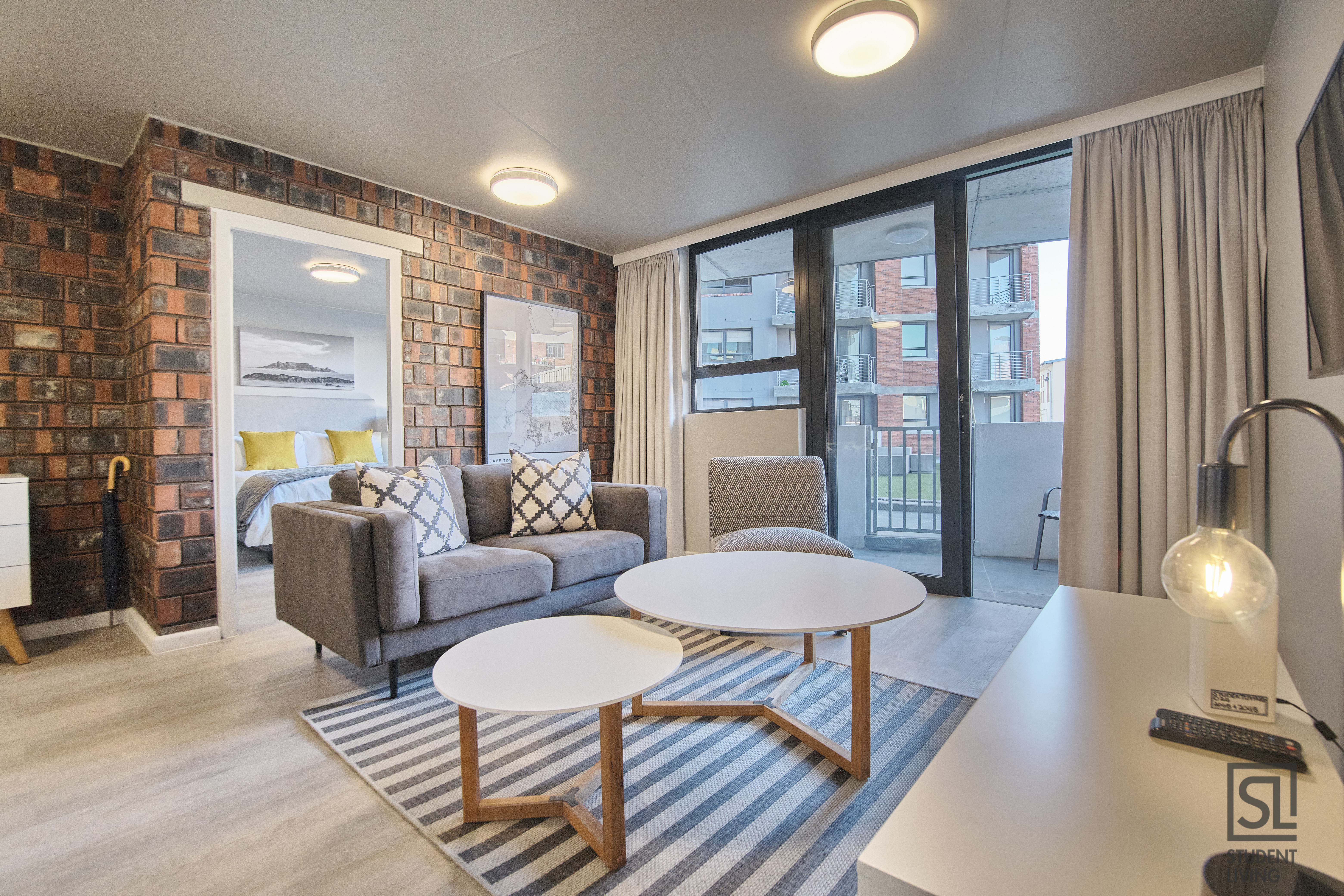 NAME-30 Two bed sharing apartments